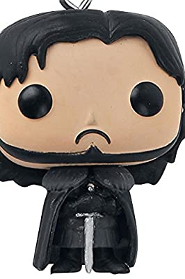 Porte-clé Funko Pocket Pop! Game of Thrones : Jon snow