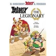 1o.asterix the legionary (ingles).rustica [importé d'Espagne]