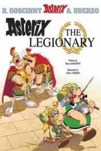 1o.asterix the legionary (ingles).rustica