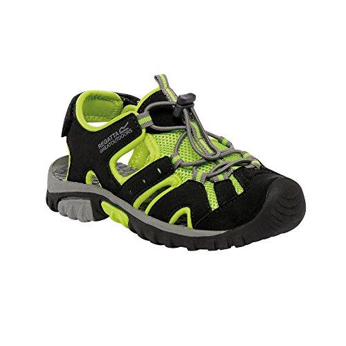 Regatta Deckside Jnr, Chaussures de Running Compétition Fille Light Steel/Virtual Pink