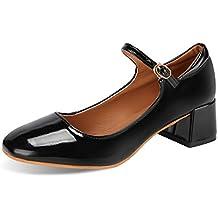 Jane Mary Mujer Zapatos es Amazon F6gqv8F0