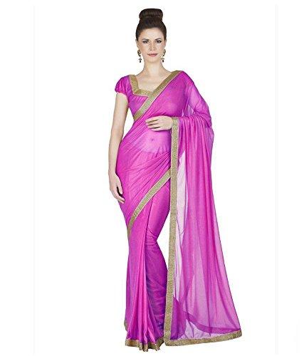 VINTAGE Girls cotton saree(VINTAGE OO3_multi colour_Freesize)