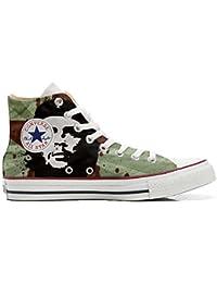 mys Converse All Star Personalisierte Schuhe - Handmade Shoes - Che Guevara