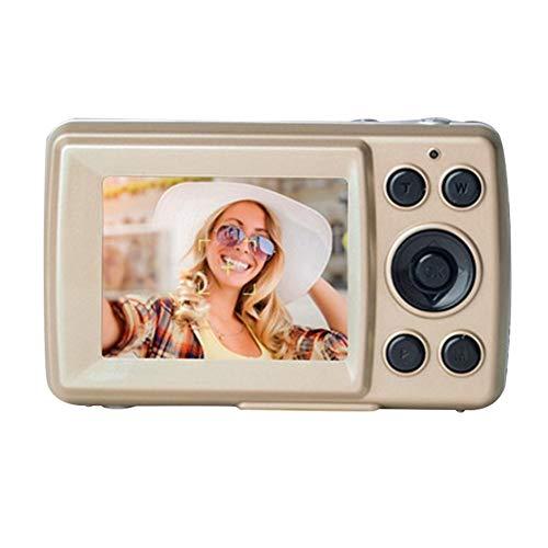 Sie Mini-Pocket-Kamera 2,4-Zoll-TFT-LCD-Bildschirm Display 8 X Schießen Camcorder