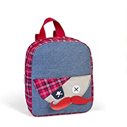 Busquets Mochila Infantil Pirata Sweet nins Collection