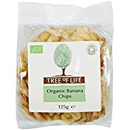 Árbol De La Vida Orgánica Chips De Plátano 125G