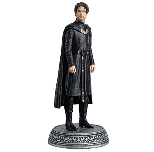 Eaglemoss Statue des Harzes. Game of Thrones Collection Nº 41 Robb ()