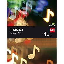 Música I. ESO. Savia. Andalucía - 9788467584943