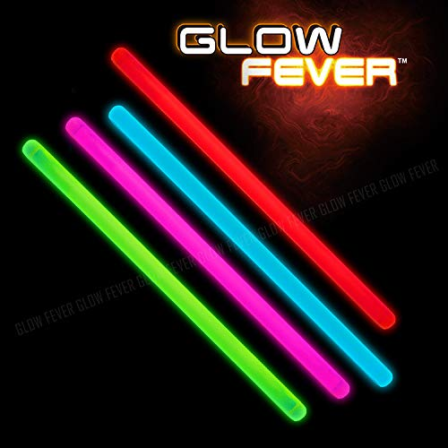 ter, Jumbo, 10 mm, Mehrfarbig für Partys, Festivals, Raves, Geburtstag ()