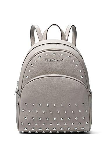 Michael Kors , Damen Rucksackhandtasche, Grau - perlgrau - Größe: Medium (Michael Kors Medium Grau Handtasche)