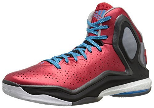 Derrick Rose Basketball 5 Boost Chaussures Adidas Hommes Black