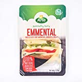Arla Queso Emmental en Lonchas - 150 gr - Total