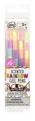 npw Gel Sketch Pen–Duft Rainbow (4Stück)