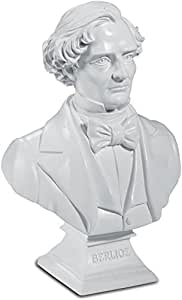 Buste de Berlioz - 12,5 cm