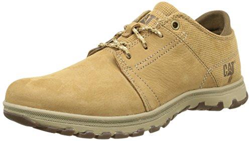 Caterpillar Science, Chaussures à lacets homme, Jaune (Sand), 43 EU (9 UK)