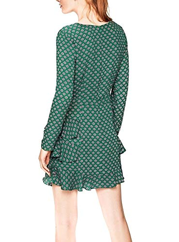 Pepe Jeans PL952385 Dress Mujeres Green S