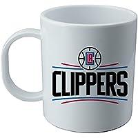 Los Angeles Clippers - NBA Becher und Auffkleber
