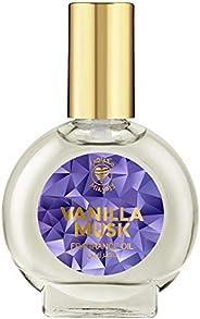 Mikyajy Fragrance Vanilla Musk Perfume Oil, 15 ml
