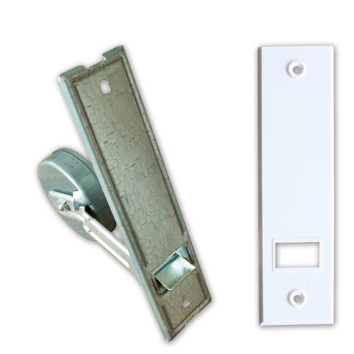 Gurtwickler inkl. Abdeckplatte Lochabstand 160mm bis 5m Gurt (für 20-24mm Gurtband)
