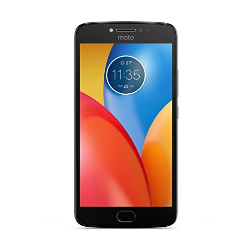 Motorola Moto E4 Plus (Single Sim) SIM-Free Smartphone - Grey