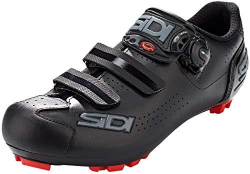 Sidi MTB Trace 2 Mega Schuhe Herren Black/Black Schuhgröße EU 45 2020 Rad-Schuhe Radsport-Schuhe