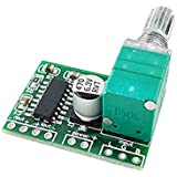eHUB PAM8403 with Potentiometer Knob Dual Channel Mini Digital Stereo Amplifier Board (PAM8403 with Potentiometer)