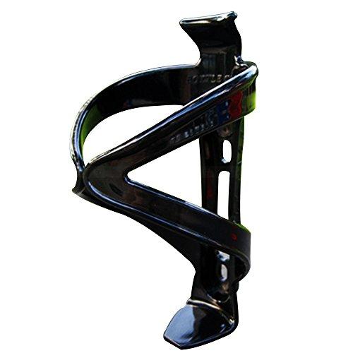Soccik Wasserflaschenhalter Kunststoff Flaschenhalter Fahrrad Flaschenhalter Leichtgewichtige Haltbare Flaschenhalterung fürs Fahrrad Fahrradhalterung für Wasserflaschen 148x80mm zufällige Farbe