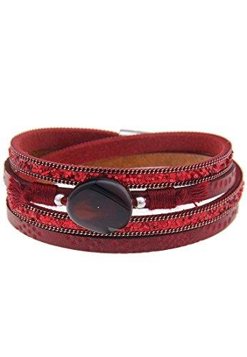 Leslii Armschmuck Modeschmuck-Armband