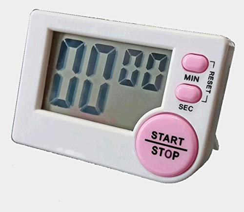 YUFHBDI Recordatorio de Tiempo Time Manager Cronómetro electrónico ...