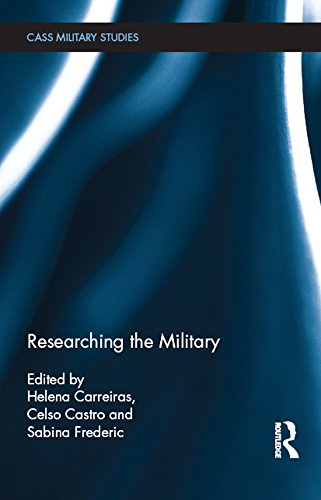 Researching the Military (Cass Military Studies) (English Edition)