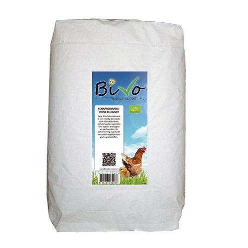 Bivo Muesli Biologique Volaille - 15 kg