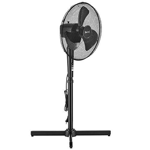 [in.tec] Standventilator Ø41cm Ventilator Luftkühler Windmaschine oszillierend ø41cm 45W