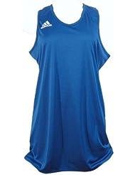 adidas - Camiseta deportiva - para hombre Azul azul Talla:xx-large