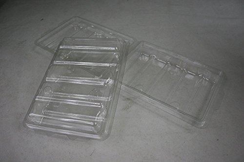Paket ESD Clamshell Blister Box für 8,9cm HD (Festplatte) 2Stück (Clamshell-box)