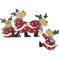 khevga decoración de la Puerta de Navidad