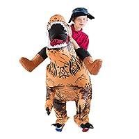 Bodysocks® Inflatable Deluxe Dinosaur Costume (Kids)