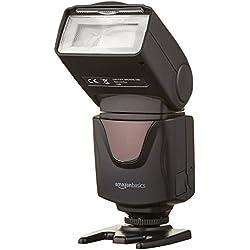 AmazonBasics - Flash elettronico per fotocamere reflex