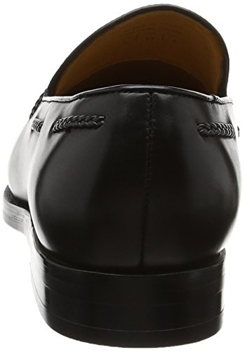 Aldo Pallini - Mocassini Uomo Black (black Leather)