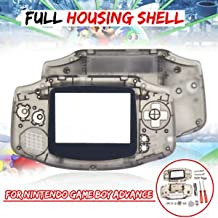SLB Works Brand New Full Housing Shell Pack Case For Nintendo Game Boy Advance GBA Console Machine