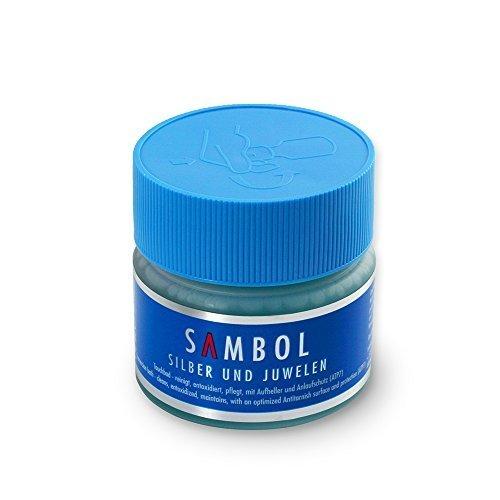 Sambol Silber Tauchbad 150ml Silberreiniger ZAP0152 Reinigungsbad Silberpflege