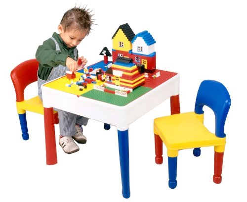 Lego Table Amazon Co Uk