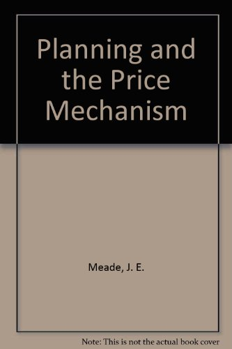 Planning and the Price Mechanism