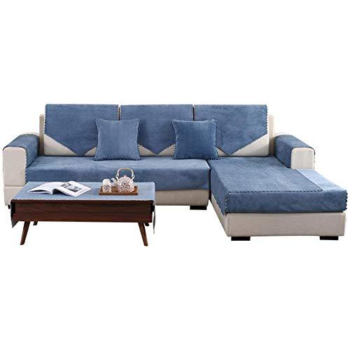 L&wb solido divano copri macchina lavabile impermeabile stagionale antiaderente capelli anti-scivolo macchia-resistente per il soggiorno all'aperto pet dog & kids divano slipcover,a,70 * 50cm