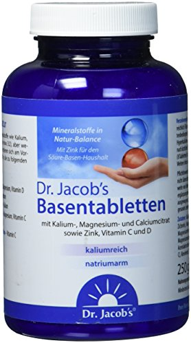 Dr. Jacob´s Basentabletten, 250 Tabletten