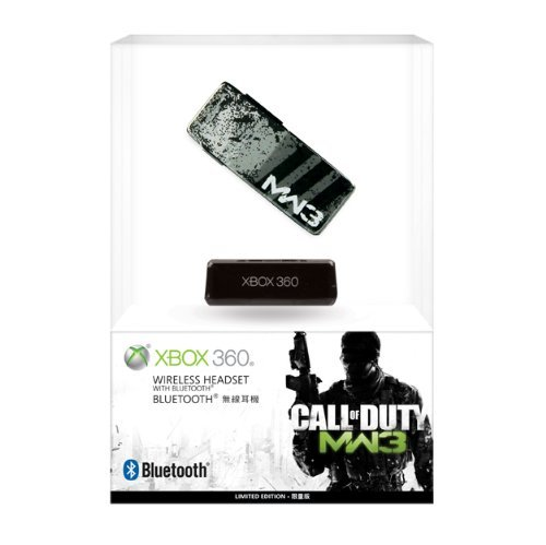 Xbox 360 Call of Duty: Modern Warfare 3 Wireless Headset with Bluetooth Portable Consumer Electronic Gadget Shop -