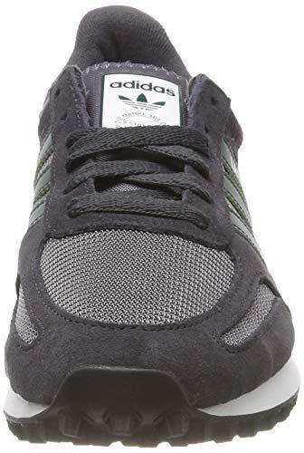 hot sales 5b4b9 c56df adidas La Trainer, Scarpe da Fitness Uomo, Grigio (CarbonVeruniGricin  000), 43 13 EU