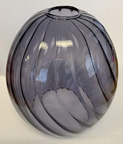 KHL Lampenglas Lampenschirm G9 rauchfarbig transparent G6254 120mm -