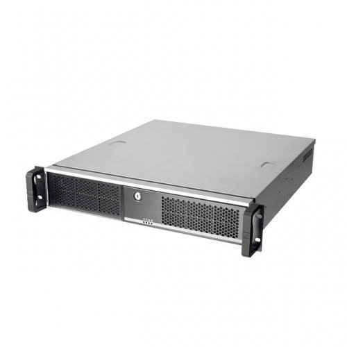 "RM24100 L2 Rackmount Advanced Industrial External - CHENBRO RM24100-L2 1.0mm SGCC 2U Rackmount Advanced Industrial Server Case 1 External 5.25"" Drive Bays"