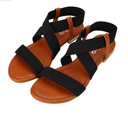 womens-elastic-sandals-summer-beach-ladies-open-toe-flat-shoes-6uk-39-eu