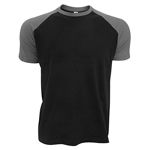 SOL'S Mens Funky Contrast Short Sleeve T-Shirt
